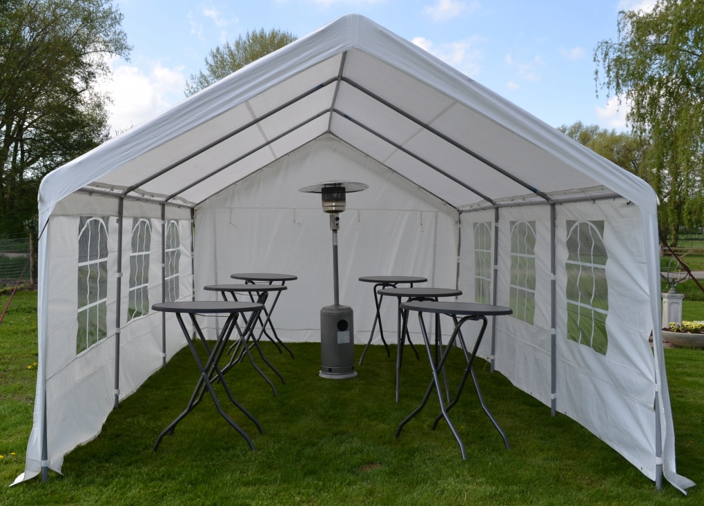 dag verhuur partytent 6 x 4 meter. Black Bedroom Furniture Sets. Home Design Ideas